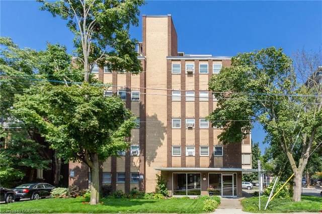 38 Charlton Avenue W #303, Hamilton, ON L8P 2C1 (MLS #40026412) :: Forest Hill Real Estate Collingwood