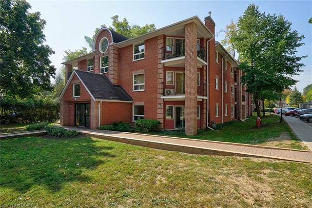 166 Owen Street #102, Barrie, ON L4M 3H9 (MLS #40026417) :: Forest Hill Real Estate Collingwood