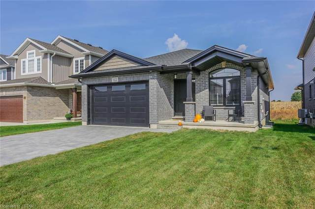 112 Gilmour Drive, Lucan Biddulph Township, ON N0M 2J0 (MLS #40026482) :: Forest Hill Real Estate Collingwood