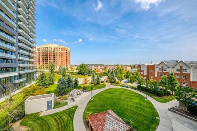 185 Oneida Crescent #513, Richmond Hill, ON L4B 0B1 (MLS #40026552) :: Forest Hill Real Estate Collingwood