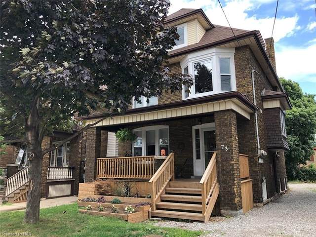 73 Gage Avenue S, Hamilton, ON L8M 3C8 (MLS #40026678) :: Forest Hill Real Estate Collingwood