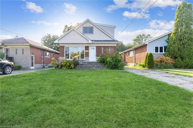 32 Radford Street, Hamilton, ON L5L 3K9 (MLS #40026694) :: Forest Hill Real Estate Collingwood