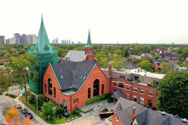 152 Annette Street Ph402, Toronto, ON M6P 1P4 (MLS #40026706) :: Sutton Group Envelope Real Estate Brokerage Inc.