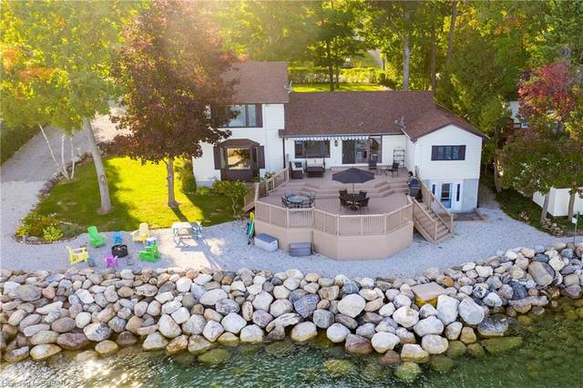 363 Cedar Avenue, Meaford, ON N4L 1W5 (MLS #40026707) :: Forest Hill Real Estate Collingwood