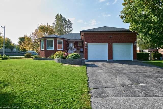 100 Peel Street, Penetanguishene, ON L9M 1C3 (MLS #40026731) :: Forest Hill Real Estate Collingwood