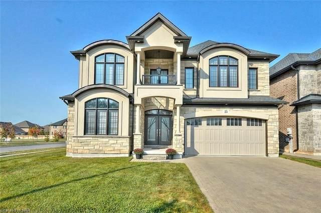 25 Philmori Boulevard, Fonthill, ON L0S 1E5 (MLS #40026732) :: Sutton Group Envelope Real Estate Brokerage Inc.