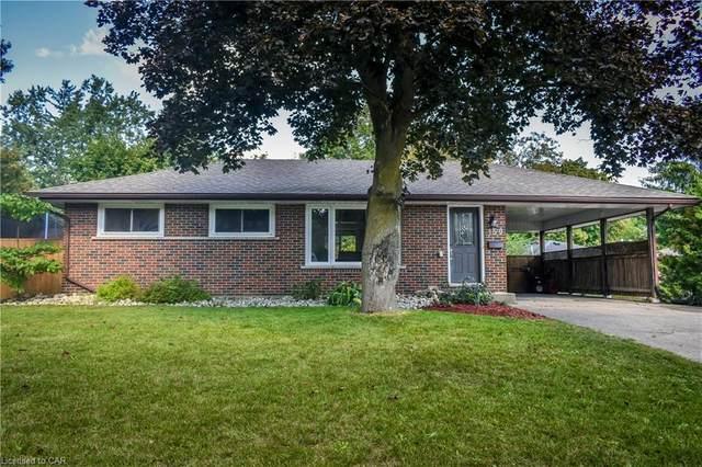 150 Johnston Street S, Fergus, ON N1M 2V5 (MLS #40026763) :: Forest Hill Real Estate Collingwood