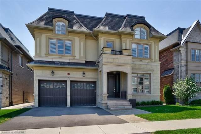 342 Tudor Avenue, Oakville, ON L6K 0G8 (MLS #40026766) :: Forest Hill Real Estate Collingwood