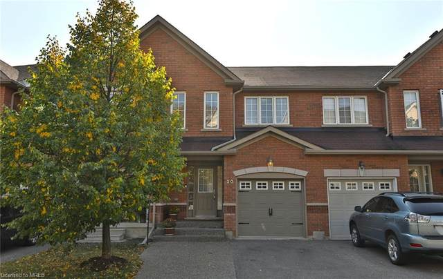 620 Ferguson Drive #20, Milton, ON L9T 8M6 (MLS #40026771) :: Forest Hill Real Estate Collingwood