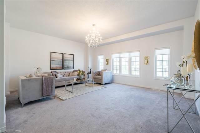561 Sundew Drive, Waterloo, ON N2V 0B9 (MLS #40026825) :: Sutton Group Envelope Real Estate Brokerage Inc.