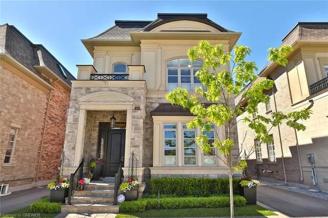 283 Ortona Gate, Oakville, ON L6K 0H3 (MLS #40026828) :: Forest Hill Real Estate Collingwood
