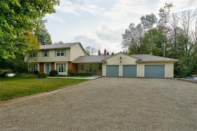 5164 Cedar Springs Road, Burlington, ON L7P 0B9 (MLS #40026865) :: Forest Hill Real Estate Collingwood