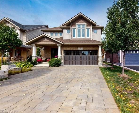 5 Kayla Crescent, Collingwood, ON L9Y 5K9 (MLS #40026881) :: Forest Hill Real Estate Collingwood
