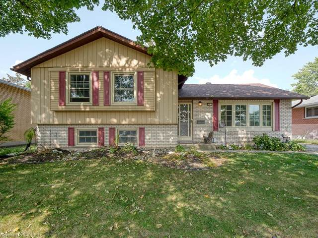 861 Warwick Street, Woodstock, ON N4S 4R6 (MLS #40026979) :: Forest Hill Real Estate Collingwood