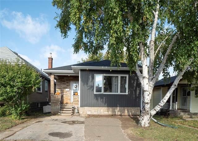 137 Julian Avenue, Hamilton, ON L8H 5R8 (MLS #40027018) :: Forest Hill Real Estate Collingwood