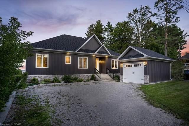 927 Adams Road, Innisfil, ON L9S 1T5 (MLS #40027025) :: Forest Hill Real Estate Collingwood