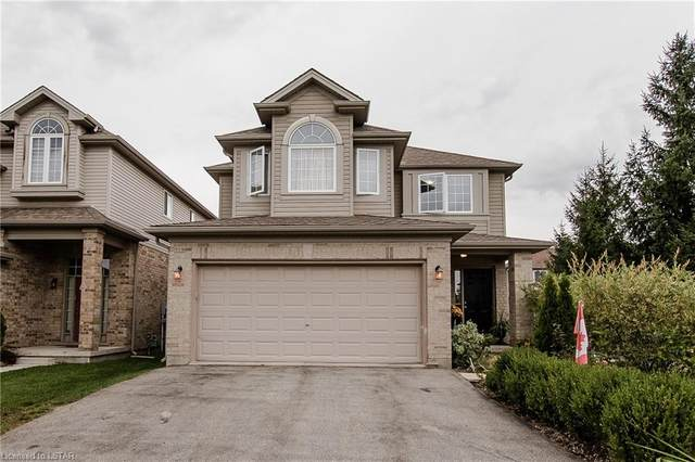3359 Georgeheriot Lane, London, ON N6L 0A2 (MLS #40027089) :: Forest Hill Real Estate Collingwood