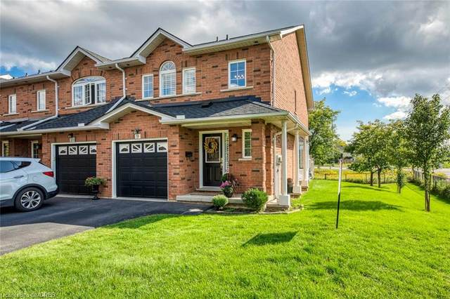2192 Greenway Terrace #9, Burlington, ON L7M 4R5 (MLS #40027101) :: Forest Hill Real Estate Collingwood