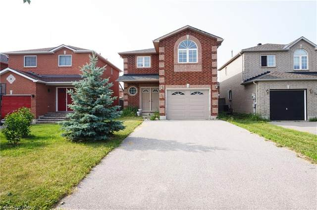 32 Coronation Parkway, Barrie, ON L4M 7J8 (MLS #40027129) :: Forest Hill Real Estate Collingwood