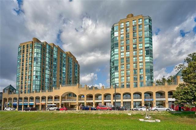 150 Dunlop Street E #410, Barrie, ON L4M 6H1 (MLS #40027147) :: Forest Hill Real Estate Collingwood