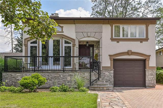 142 Cornell Avenue, Kitchener, ON N2G 3E6 (MLS #40027203) :: Sutton Group Envelope Real Estate Brokerage Inc.
