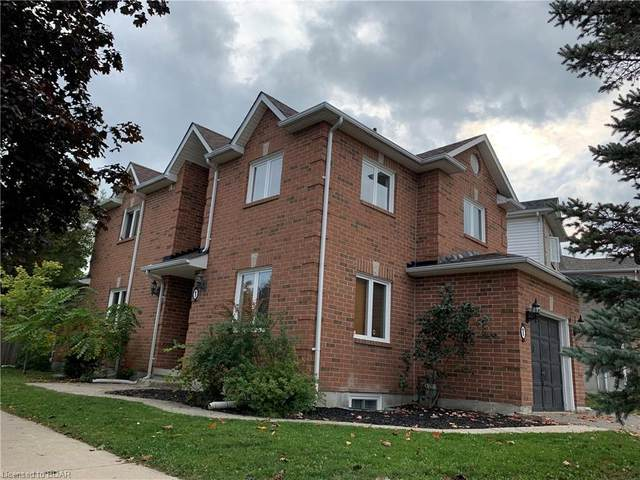 1 Bates Court, Barrie, ON L4N 8L9 (MLS #40027285) :: Forest Hill Real Estate Collingwood