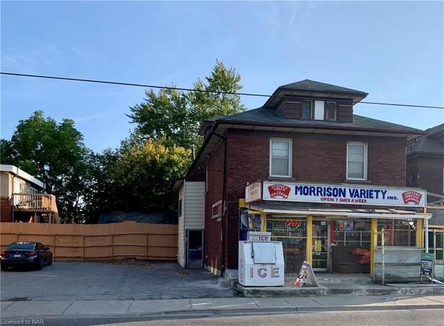 5124 Morrison Street, Niagara Falls, ON L2E 2E1 (MLS #40027289) :: Forest Hill Real Estate Collingwood