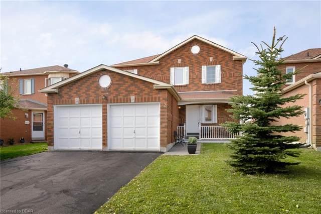 12 Burke Drive, Barrie, ON L4N 7J3 (MLS #40027408) :: Sutton Group Envelope Real Estate Brokerage Inc.