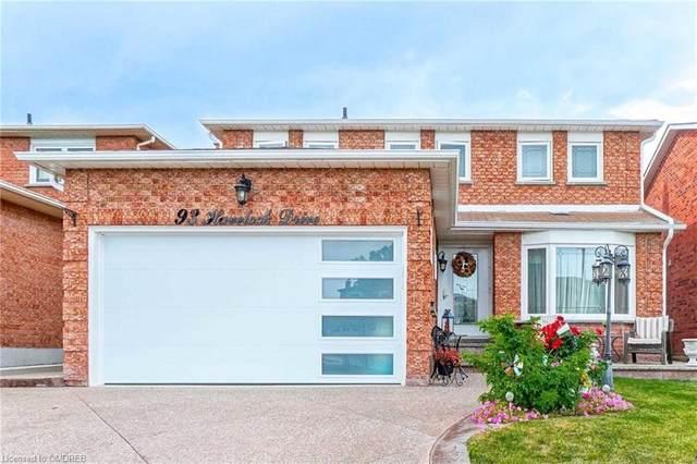93 Havelock Drive, Brampton, ON L6W 4C8 (MLS #40027416) :: Sutton Group Envelope Real Estate Brokerage Inc.