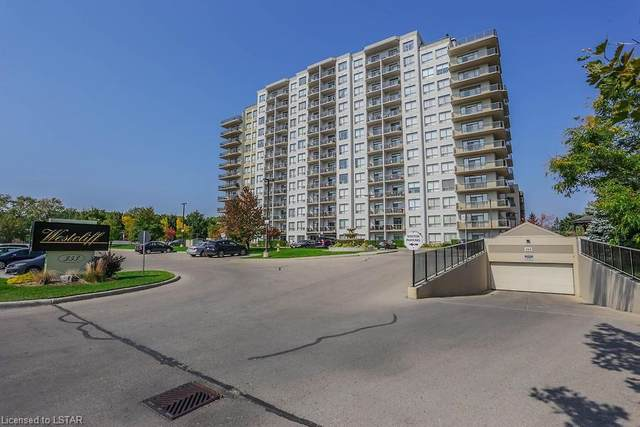 353 Commissioners Road W #214, London, ON N6J 0A3 (MLS #40027433) :: Forest Hill Real Estate Collingwood