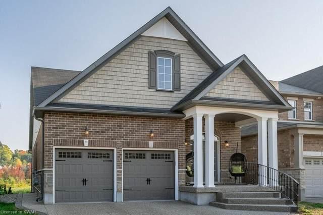 99 Janine Street, Kitchener, ON N2A 4M1 (MLS #40027437) :: Forest Hill Real Estate Collingwood