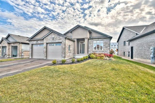 28 Venture Way, Thorold, ON L2V 0B7 (MLS #40027460) :: Forest Hill Real Estate Collingwood