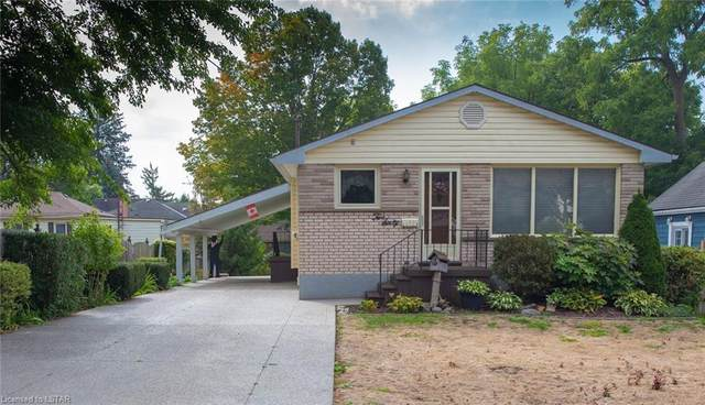 260 Hunter Street, Woodstock, ON N4S 4E5 (MLS #40027488) :: Forest Hill Real Estate Collingwood