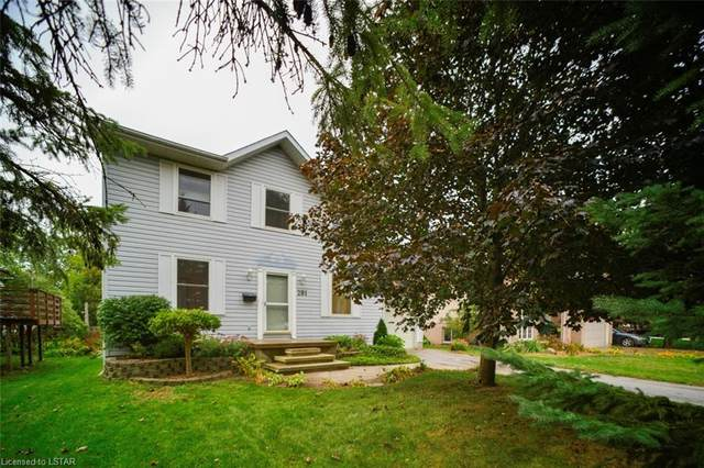 291 Queen Street, Strathroy, ON N7G 2J3 (MLS #40027543) :: Forest Hill Real Estate Collingwood