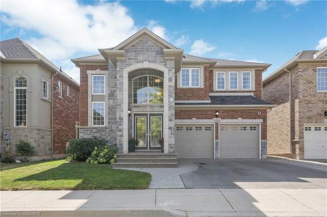 5342 Applegarth Drive, Burlington, ON L7L 6Z7 (MLS #40027570) :: Forest Hill Real Estate Collingwood