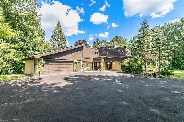 3169 South Sparrow Lake Road, Washago, ON L0K 2B0 (MLS #40027583) :: Forest Hill Real Estate Inc Brokerage Barrie Innisfil Orillia