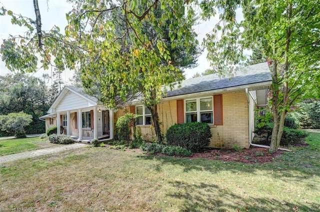 310 Coleridge Drive, Waterloo, ON N2L 2V4 (MLS #40027607) :: Forest Hill Real Estate Collingwood