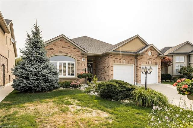 20 Kenny Court, Thorold, ON L2V 5G4 (MLS #40027694) :: Forest Hill Real Estate Collingwood