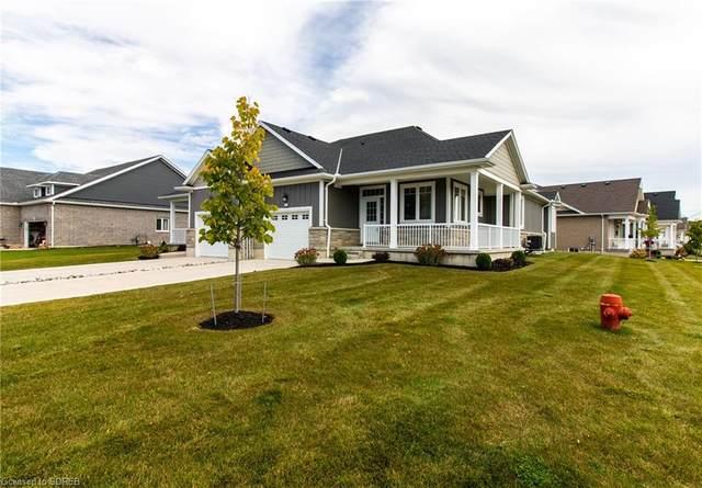 84 Schooner Drive, Port Dover, ON N0A 1N8 (MLS #40027720) :: Forest Hill Real Estate Collingwood