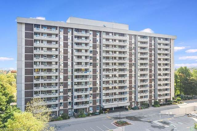 60 Inverlochy Boulevard #505, York, ON L3T 4T7 (MLS #40027852) :: Forest Hill Real Estate Collingwood
