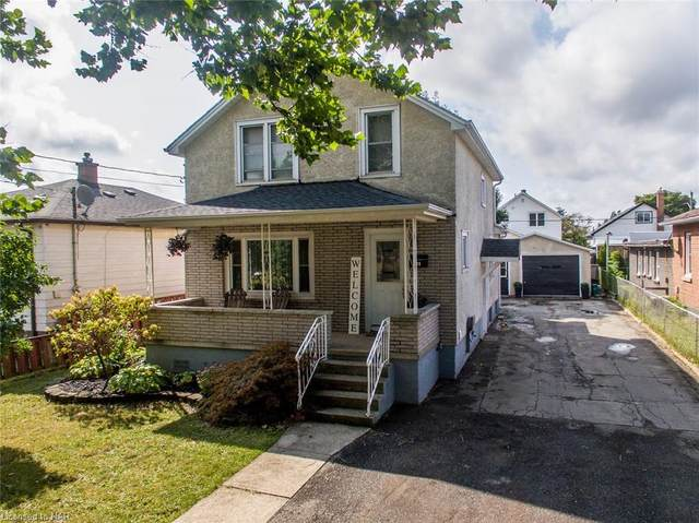 289 Wallace Avenue S, Welland, ON L3B 1R8 (MLS #40027871) :: Forest Hill Real Estate Collingwood