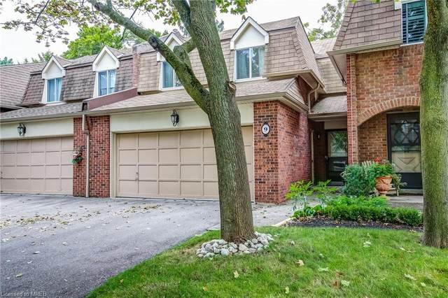 150 South Service Road #9, Mississauga, ON L5G 2R9 (MLS #40027923) :: Forest Hill Real Estate Collingwood