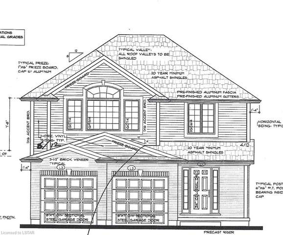 55 Bowman Drive S, Ilderton, ON N0M 2A0 (MLS #40027993) :: Forest Hill Real Estate Collingwood