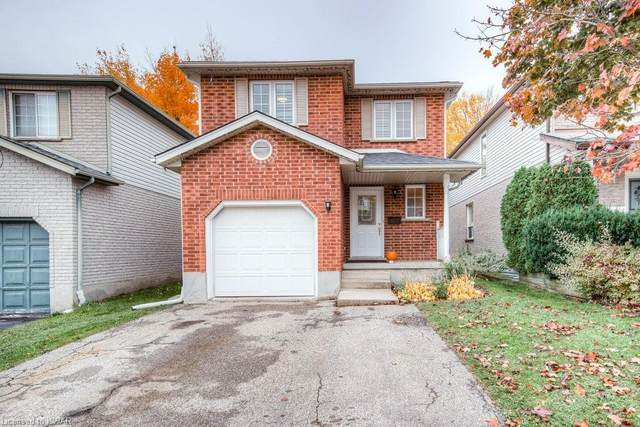 661 Keatswood Crescent, Waterloo, ON N2T 2R7 (MLS #40028046) :: Forest Hill Real Estate Collingwood