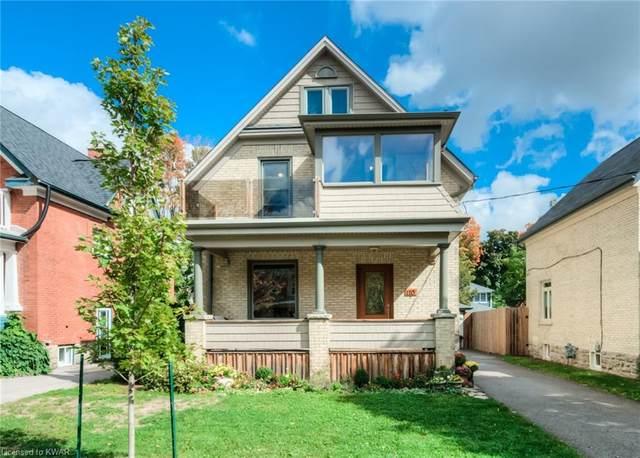 110 Chestnut Street, Kitchener, ON N2H 1V1 (MLS #40028256) :: Forest Hill Real Estate Collingwood