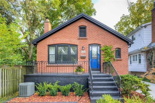 691 Emery Street E, London, ON N6C 2G3 (MLS #40028279) :: Forest Hill Real Estate Collingwood