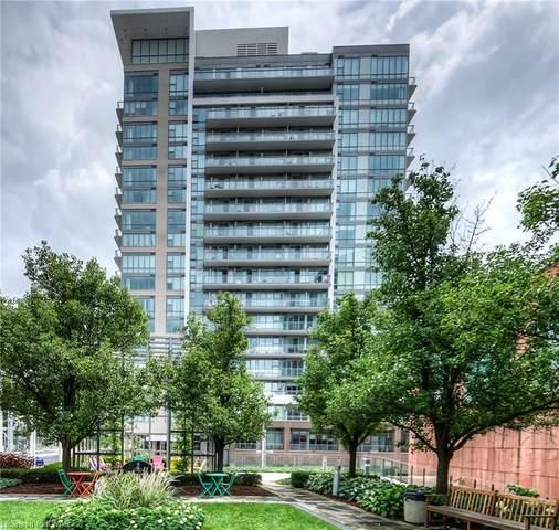 85 Duke Street W #608, Kitchener, ON N2G 1A6 (MLS #40028307) :: Forest Hill Real Estate Collingwood