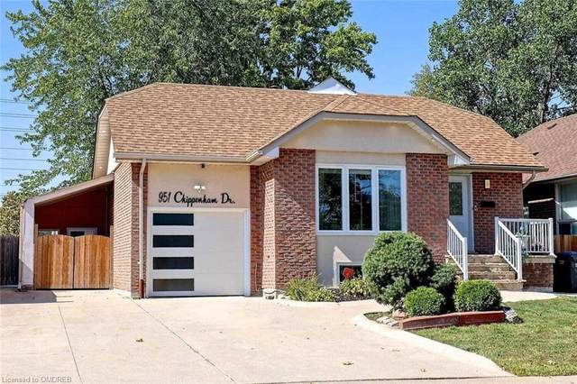 951 Chippenham Drive, Mississauga, ON L5H 3S6 (MLS #40028314) :: Forest Hill Real Estate Collingwood
