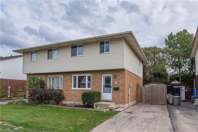 89 Jansen Avenue, Kitchener, ON N2A 2L4 (MLS #40028317) :: Forest Hill Real Estate Collingwood