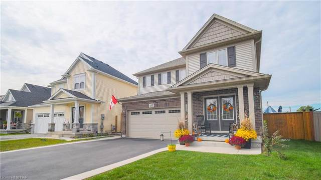403 Classic Avenue, Welland, ON L3B 0A3 (MLS #40028445) :: Forest Hill Real Estate Collingwood